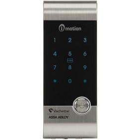 Serrure électronique à code ou badge - I-Motion RL1120 VACHETTE