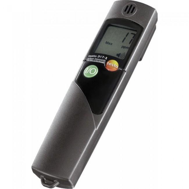 Détecteur de fuite gazeuse compact 317-2 TESTO
