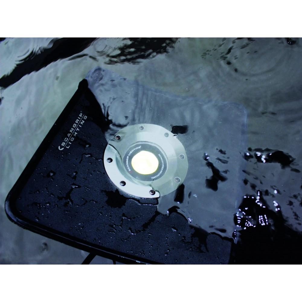 projecteur de chantier led sans fil cob 20w nova. Black Bedroom Furniture Sets. Home Design Ideas