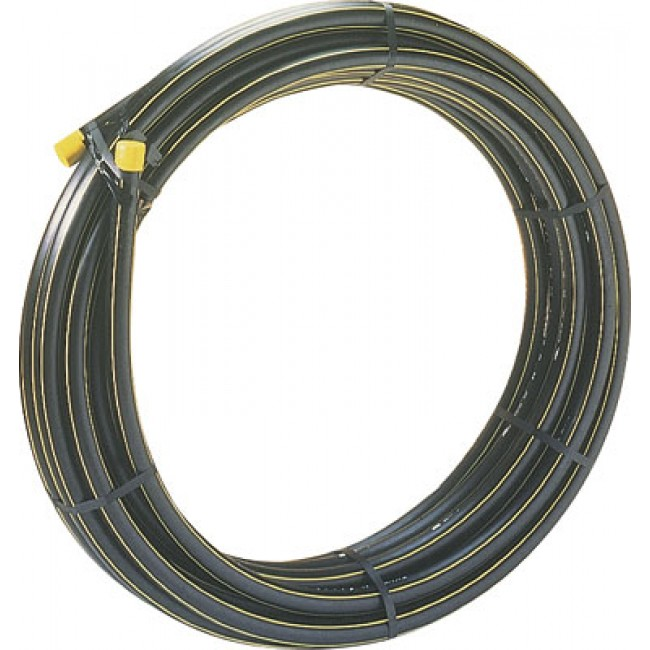 Tube gaz PE 80 en couronne BRICOZOR