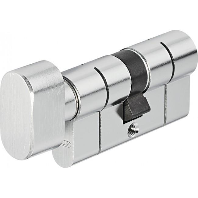 Cylindre à bouton varié à profil européen - D6PS - Anti-Casse ABUS