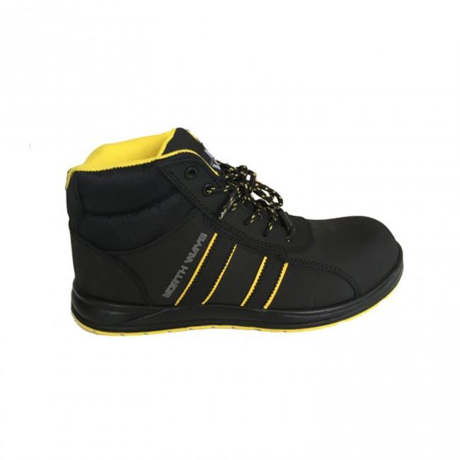 Chaussure de sécurité haute S3 - noir - Tyson NORTH WAYS