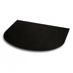 Plaque de sol crystal noir - poêle à bois et poêle à granulés LA NORDICA EXTRAFLAME
