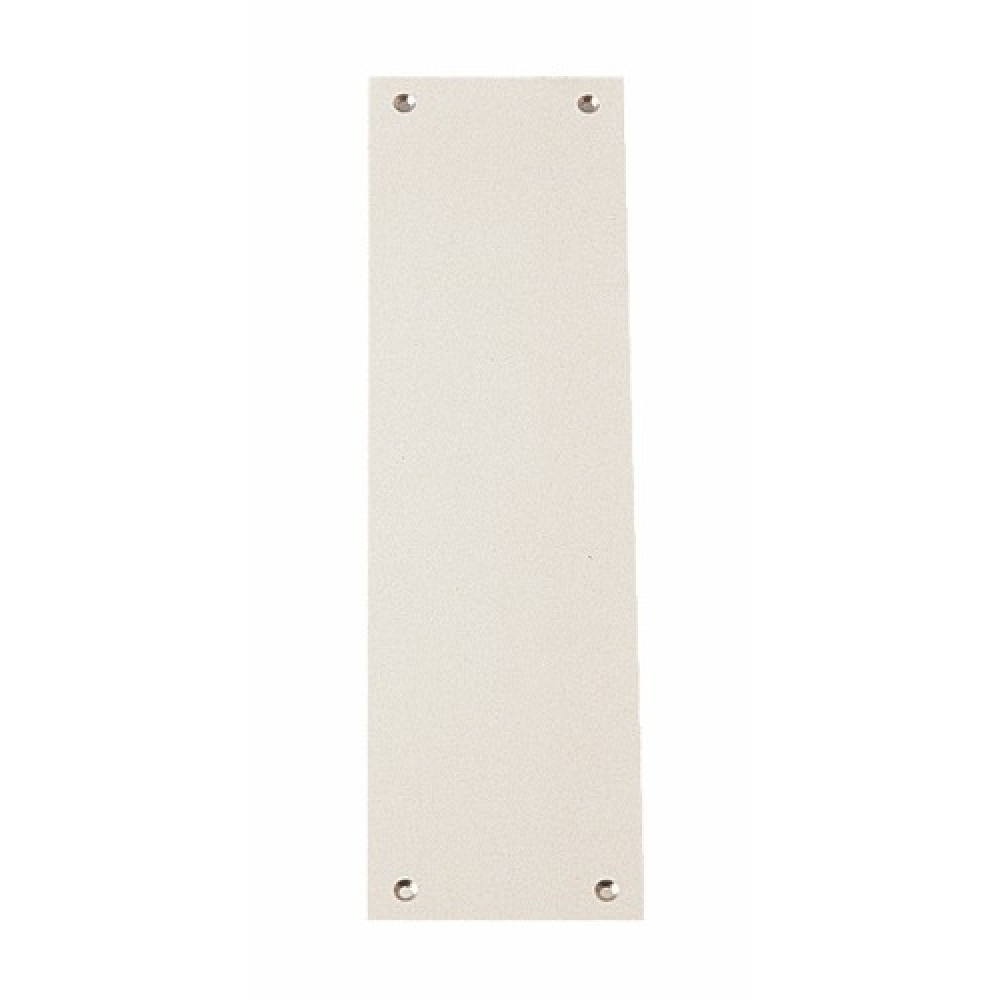 Plaque de propret aluminium 70x250mm bricozor bricozor for Plaque de proprete porte