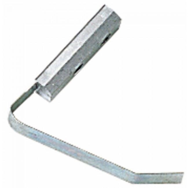 Contre-plaques à ressort pour paumelles universelles 2 lames HAHN