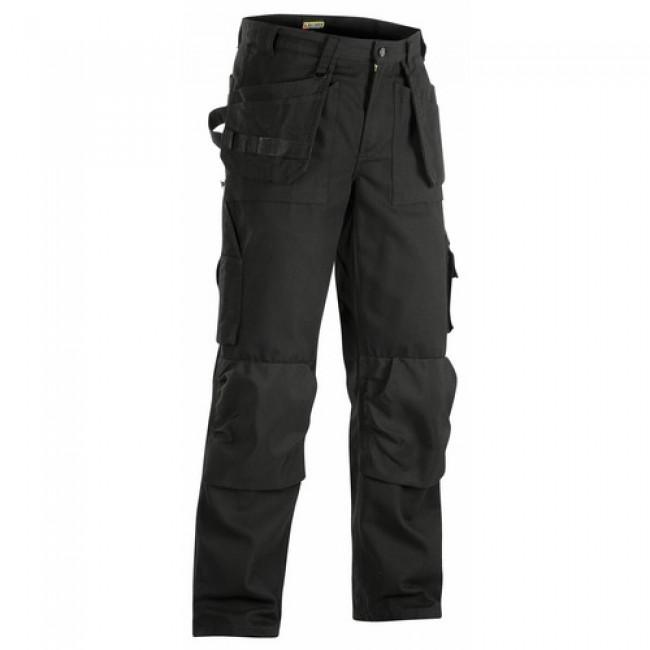 Pantalon de travail renforcé - 100% toile de coton - Canvas 1530 BLAKLADER