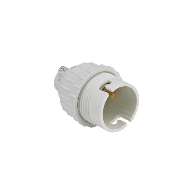 Douille nylon - à baïonnette B22 - double bague DEBFLEX