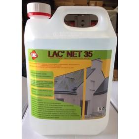 Lac' NET 35 - concentré - Haute performance  - 5 Litres ASSISTANCE CHIMIQUE