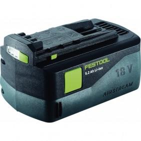 Batterie lithium-ion 18 V- 5,2 Ah FESTOOL