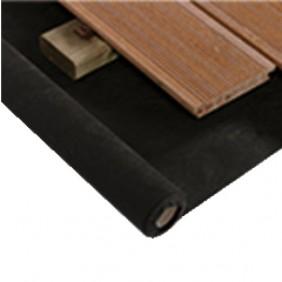 Feutre géotextile - pour terrasse bois - largeur 2 m - 10 m - Geodeck Nivo