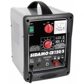 Chargeur de batteries CB 120 SIDAMO