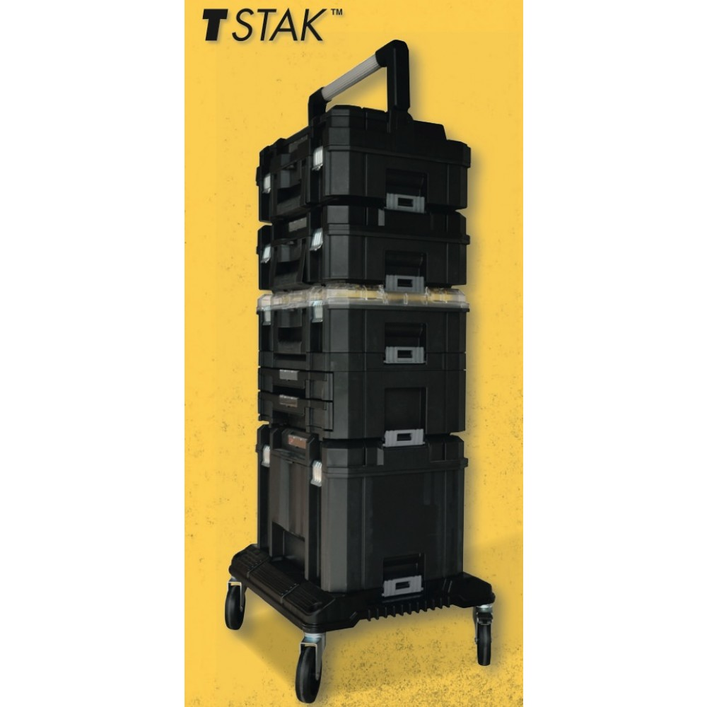organiseur 7 compartiments tstak fatmax fmst1 71970 stanley bricozor. Black Bedroom Furniture Sets. Home Design Ideas