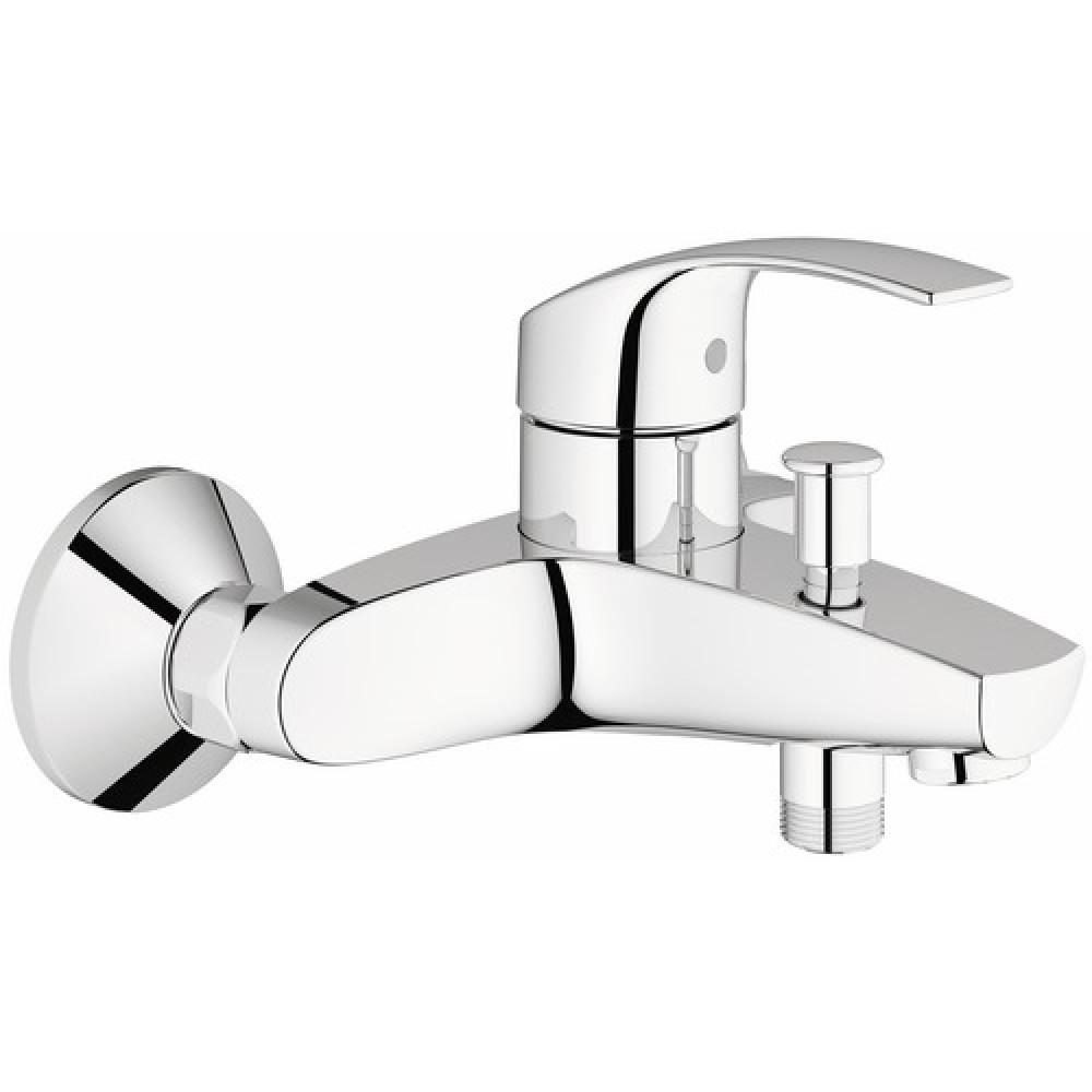 mitigeur pour bain douche fixation murale eurosmart. Black Bedroom Furniture Sets. Home Design Ideas