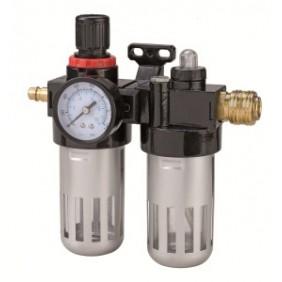 """Filtre+huileur+régulateur de pression - filetage mâle R 3/8"""" EINHELL"""