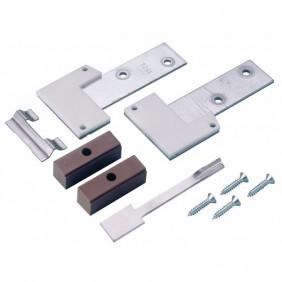 Accessoires pour seuil ISOL 47TS sur menuiserie bois BILCOCQ