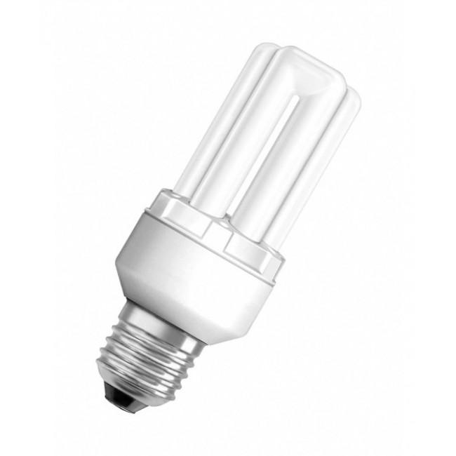 Lampe fluocompacte Dulux Intelligent Facility pour minuterie - E14