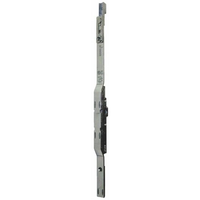 Crémone bidirectionnelle - pour chassis 2 vantaux - axe 7,5 mm - Jet FERCO