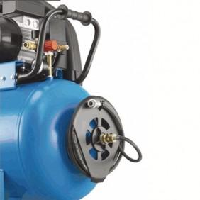Enrouleur pneumatique pour compresseur avec flexible 5 m ABAC