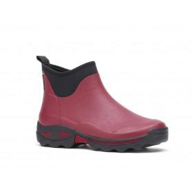 Chaussures multi-activités semelle auto-nettoyante Clean Lady - Prune ROUCHETTE