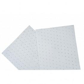 100 feuilles absorbantes double épaisseur 40x50cm HY100 SED