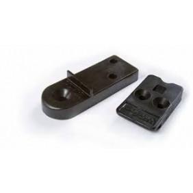 Clip de fixation de lames de terrasse - universel - Cobra D-lock Cobra