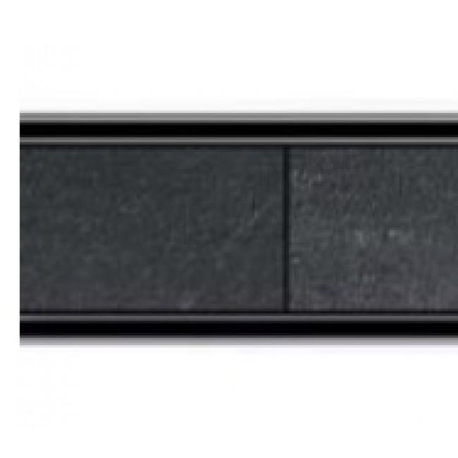 Couverture Inox Tile - pour l'extérieur - Showerdrain Confort - Largeur 70mm ACO PASSAVANT