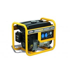 Groupe électrogène 2700W professionnel PROMAX3500A - B&S BRIGGS & STRATTON
