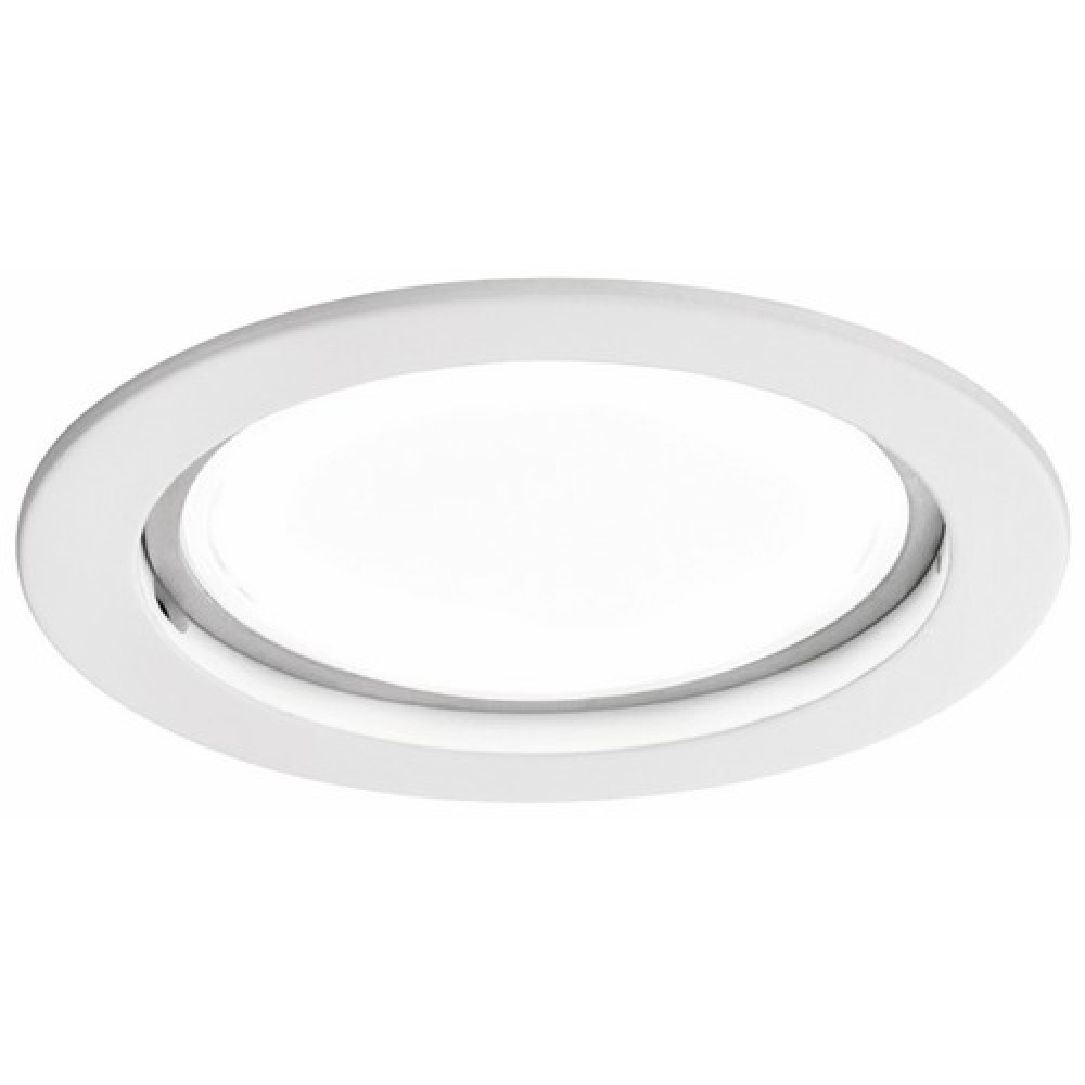 spot fixe encastrer led coin diam tre 100 mm. Black Bedroom Furniture Sets. Home Design Ideas