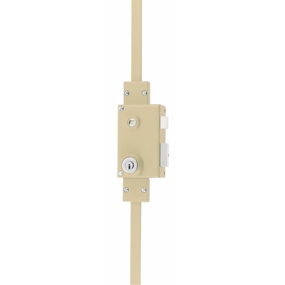 serrure en applique verticale 3 points keso omega a2p. Black Bedroom Furniture Sets. Home Design Ideas