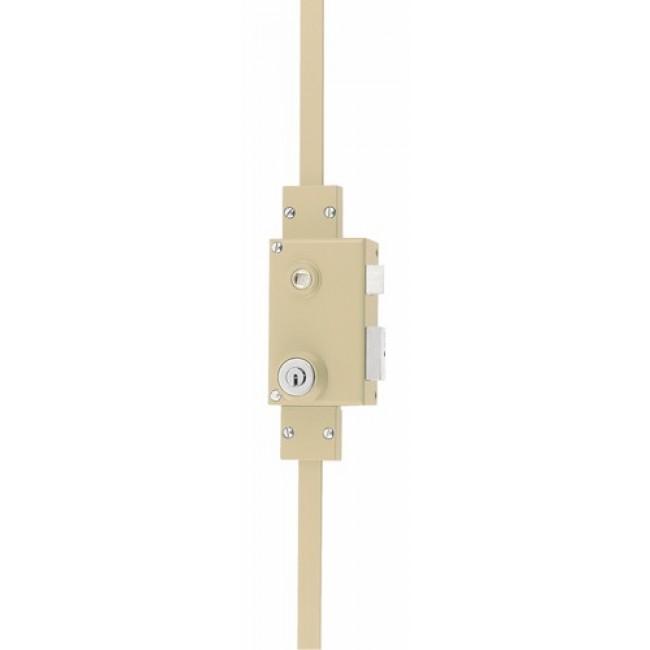 Serrure en applique verticale - 3 points - Keso Omega A2P** JPM