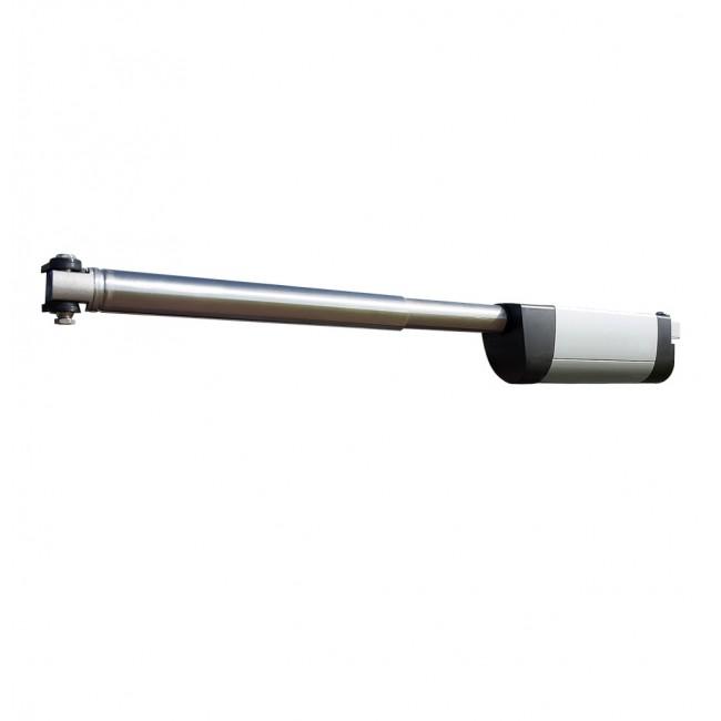 Ferme-portail - pose horizontale pour portail métallique - Samson 2 LOCINOX