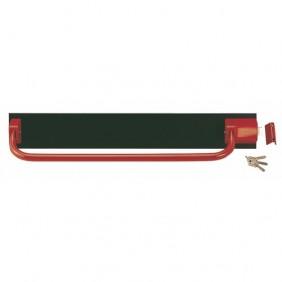 Cylindre simple de s ret pour s curichauffe s 39 entrouvrant - Porte issue de secours avec barre anti panique ...