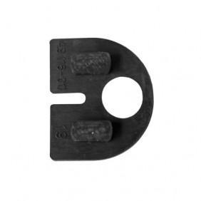Joints caoutchouc pour pinces à verre modèle 00 Design Production