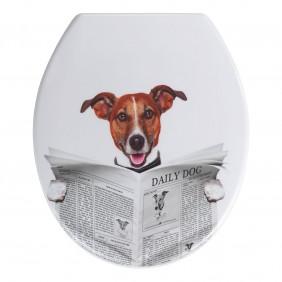 Abattant WC - Thermodur - Animaux WENKO