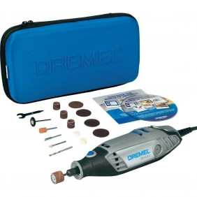 Dremel 3000 outil multi-fonction 130 W + 15 accessoires F0133000JA DREMEL