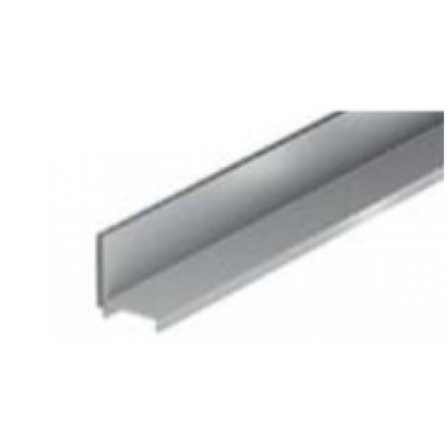 Caniveau de drainage à fente - pour l'extérieur - acier inoxydable H10,5cm ACO PASSAVANT