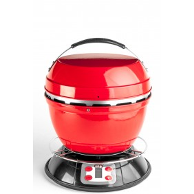 Barbecue portable - Cook Air rouge FAVEX