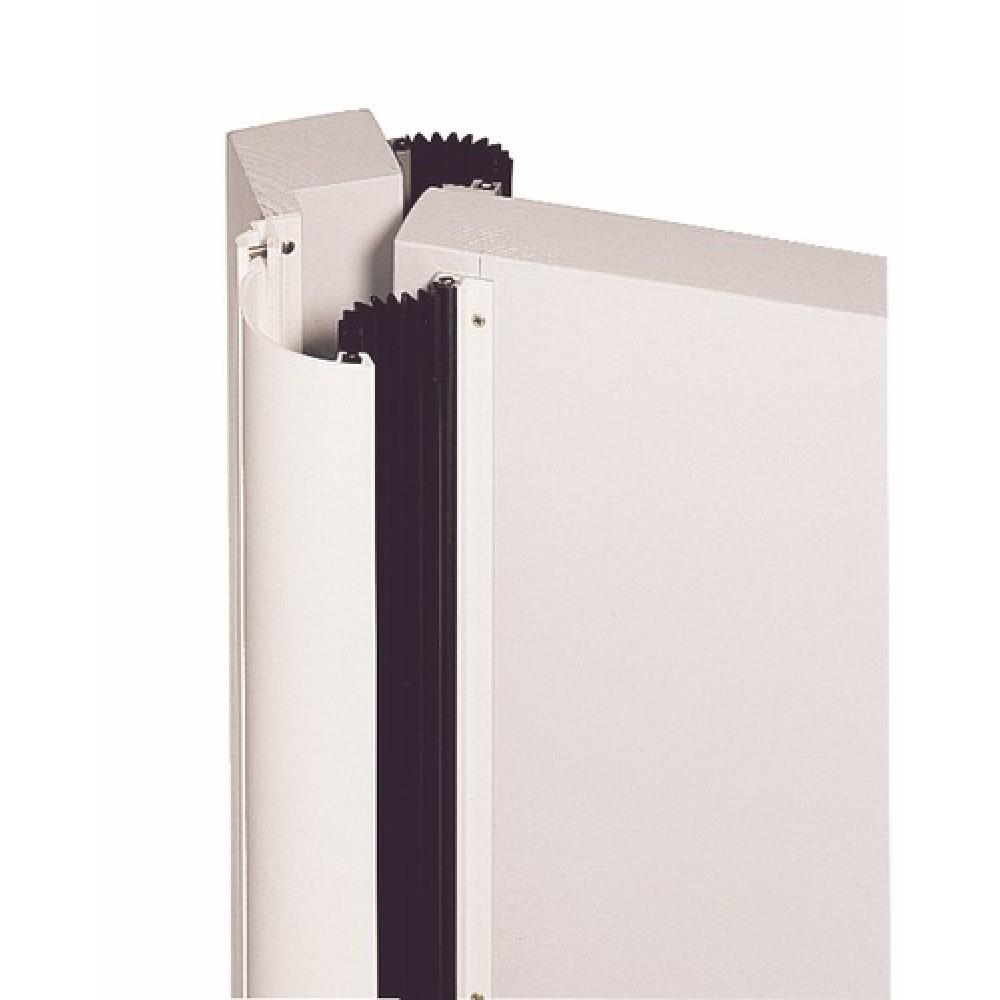 Anti pince doigts pour porte int rieure bois elegance rivinox bricozor - Joint pour porte interieure ...
