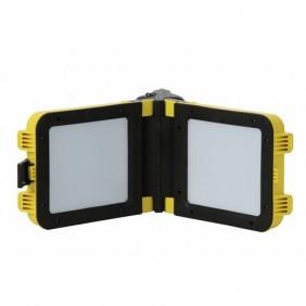 Projecteur de chantier - LED - double - rechargeable CEBA