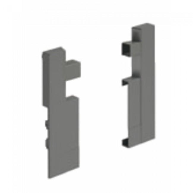 Raccords façade pour tiroir intérieur InnoTech Atira - hauteur 144 mm HETTICH