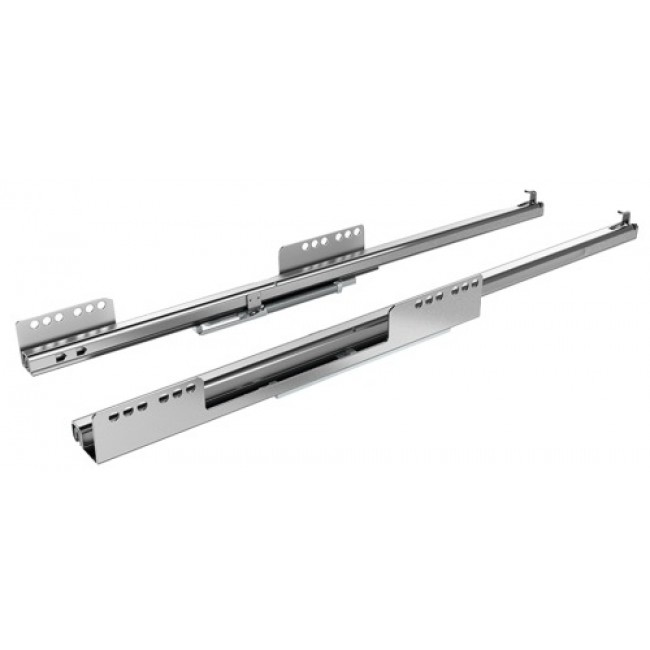 Coulisses Quadro V6 Silent System InnoTech Atira-charge 30kg-20 paires HETTICH