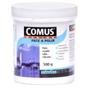 Pâte à polir - lustrant sans silicone - beige - 0,5 kg COMUS