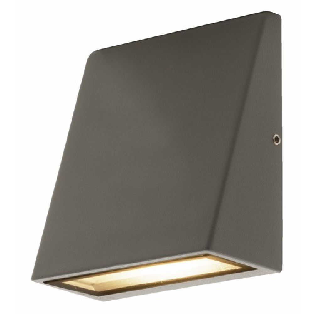 Applique Murale Ext 233 Rieure Led Wedge Wall Light Luceco
