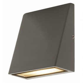Applique murale extérieure LED Wedge Wall Light LUCECO