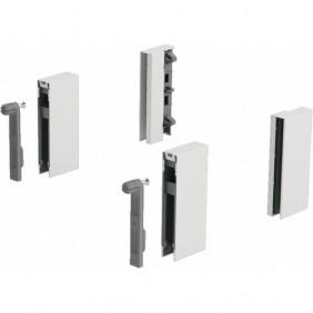 Adaptateurs DesignSide pour tiroir ArciTech-hauteur 92 mm HETTICH
