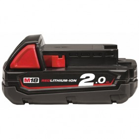 Batterie lithium ion 18V M18 MILWAUKEE