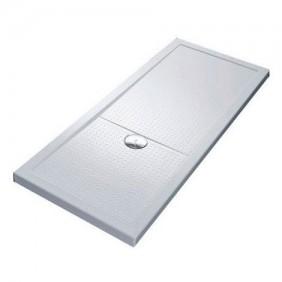 Receveur de douche à poser extra-plat 160x90 cm - Olympic Plus NOVELLINI