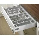 Range-couverts OrgaTray 590 pour tiroir Innotech Atira HETTICH