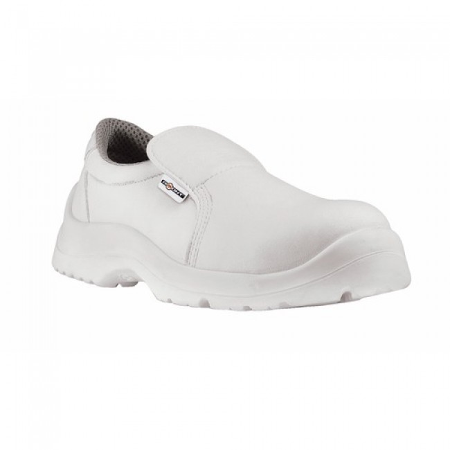 Chaussures agroalimentaire blanches DAHLIA S2 SRC
