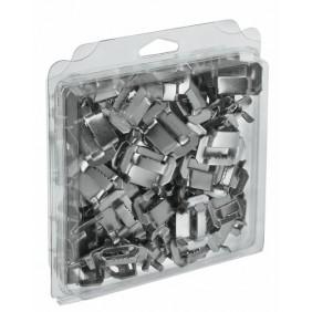 Agrafe pour feuillard inox - 100 pièces SERFLEX